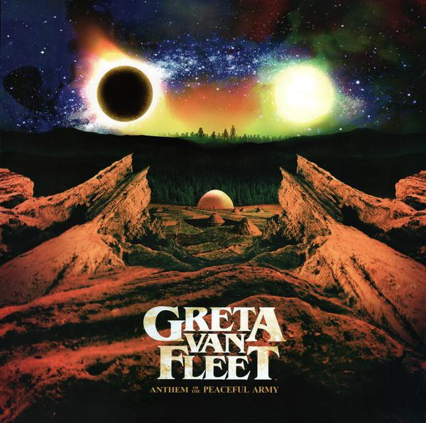 Greta Van Fleet - Anthem Of The Peaceful ArmyVinyl
