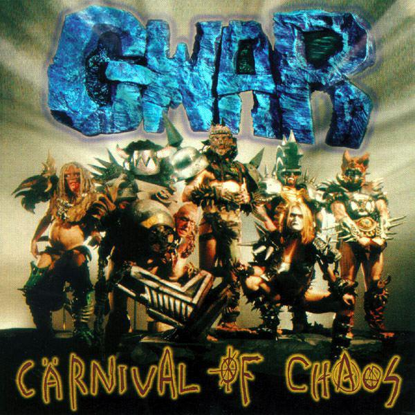 Gwar - Carnival Of Chaos (Limited Edition, 2LP)Vinyl