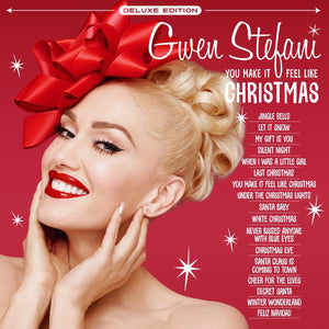Gwen Stefani - You Make It Feel Like Christmas (2LP, Deluxe Edition)Vinyl