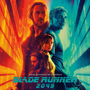 Hans Zimmer & Benjamin Wallfisch - Blade Runner 2049 - Original Motion Picture Soundtrack (2LP)Vinyl