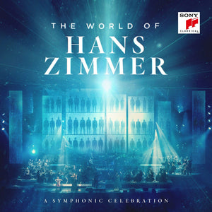 Hans Zimmer - The World Of Hans Zimmer (A Symphonic Celebration) (3LP, Limited Edition)Vinyl