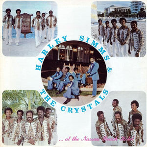 Harley Simms & The Crystals - Harley Simms & The Crystals (LP, Album, Used)Used Records