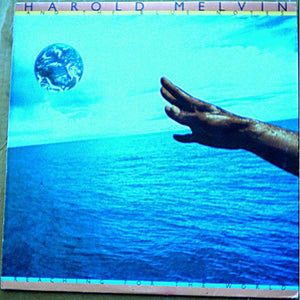 Harold Melvin And The Blue Notes - Reaching For The World (LP, Album, Used)Used Records