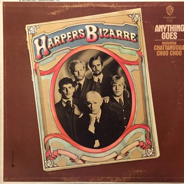 Harpers Bizarre - Anything Goes (LP, Album, Mono, Used)Used Records
