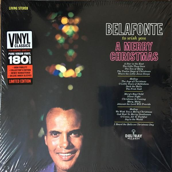 Harry Belafonte - To wish you a merry christmas (Reissue)Vinyl