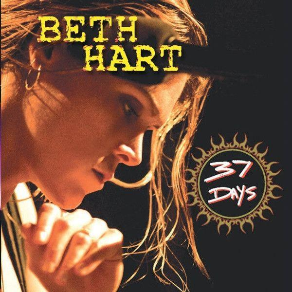 Hart, Beth - 37 Days (2LP, 180 gram, Limited Edition)Vinyl