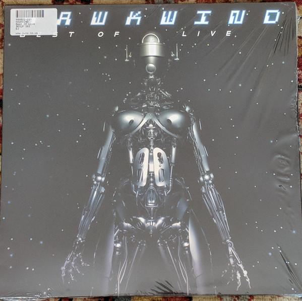 Hawkwind - Best Of LiveVinyl