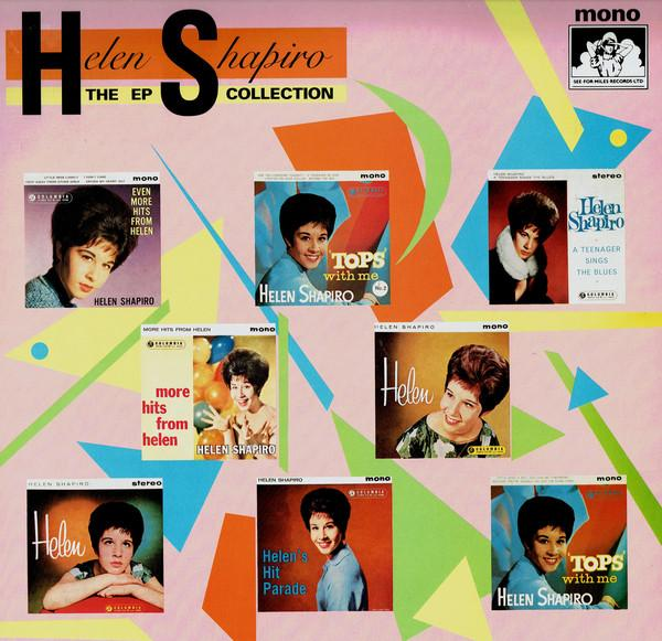 Helen Shapiro - The E.P. Collection (LP, Comp, Used)Used Records