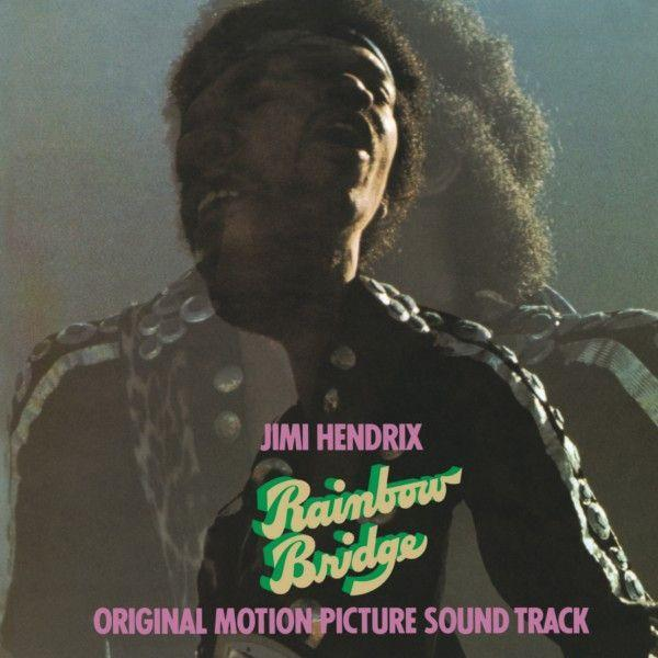 Hendrix, Jimi - Rainbow Bridge - Original Motion Picture Sound Track (180 gram, Remaster)Vinyl