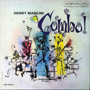 Henry Mancini - Combo! (LP, Album, Mono, Used)Used Records
