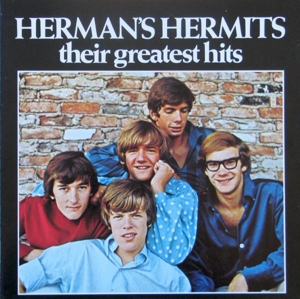 Herman's Hermits - Their Greatest Hits (Repress)Vinyl