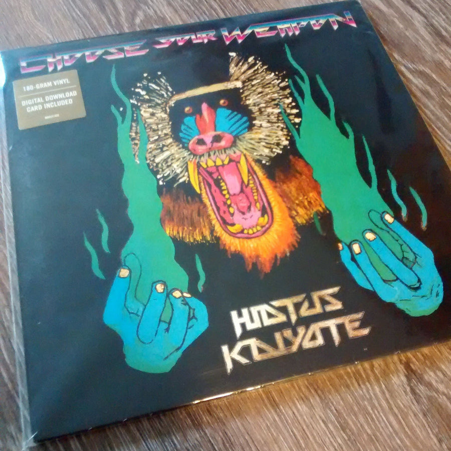 Hiatus Kaiyote - Choose Your Weapon (2LP)Vinyl