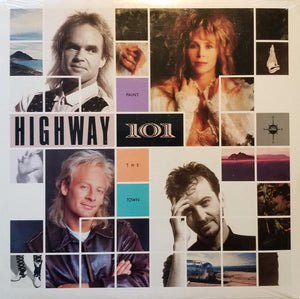 Highway 101 - Paint The Town (LP, Club, Used)Used Records
