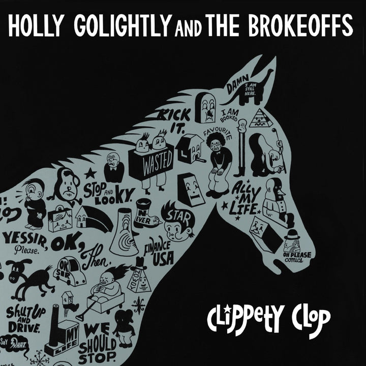 Holly Golightly And The Brokeoffs - Clippety ClopVinyl