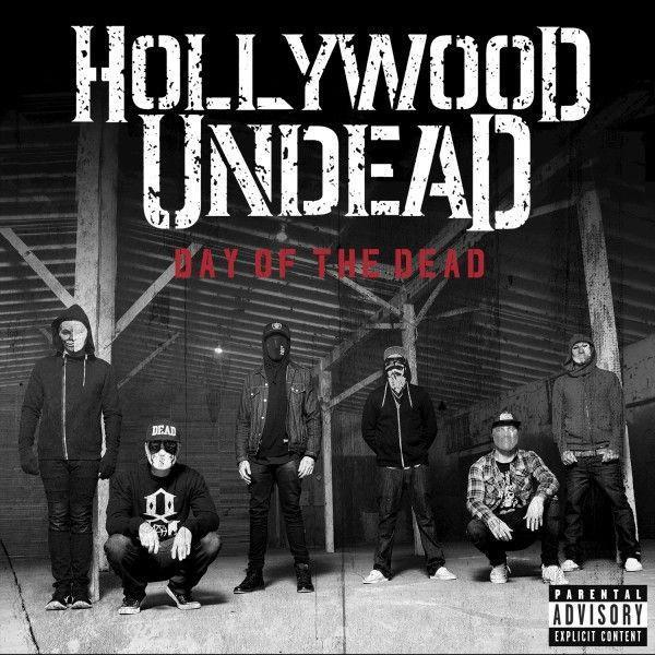 Hollywood Undead - Day Of The Dead (Deluxe Edition)Vinyl