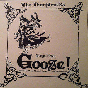 Humphrey And The Dumptrucks - Goose! (LP, Album, Used)Used Records