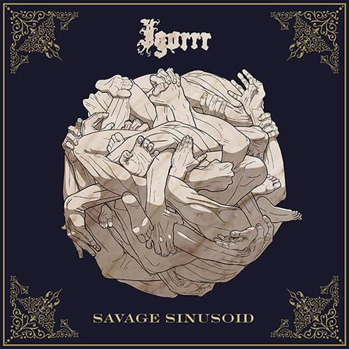 Igorrr - Savage Sinusoid (Limited Edition, Gray-green marbled)Vinyl