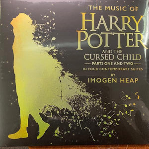 Imogen Heap - The Music Of Harry Potter And The Cursed Child Parts One And Two In Four Contemporary SuitesVinyl