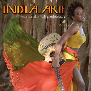India.Arie - Testimony: Vol. 1, Life & Relationship (2LP, Reissue)Vinyl
