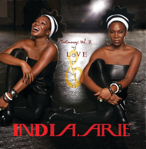 India.Arie - Testimony: Vol. 2, Love & Politics (2LP, Reissue)Vinyl