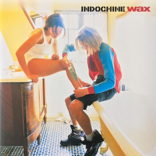 Indochine - Wax (2LP)Vinyl