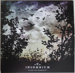 Insomnium - One For Sorrow (2LP, Limited Edition, Reissue, +CD)Vinyl