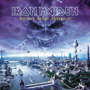 Iron Maiden - Brave New World (2LP, Reissue, Remastered)Vinyl