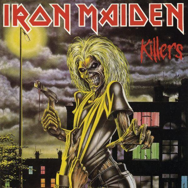 Iron Maiden - Killers (180 gram, Reissue)Vinyl