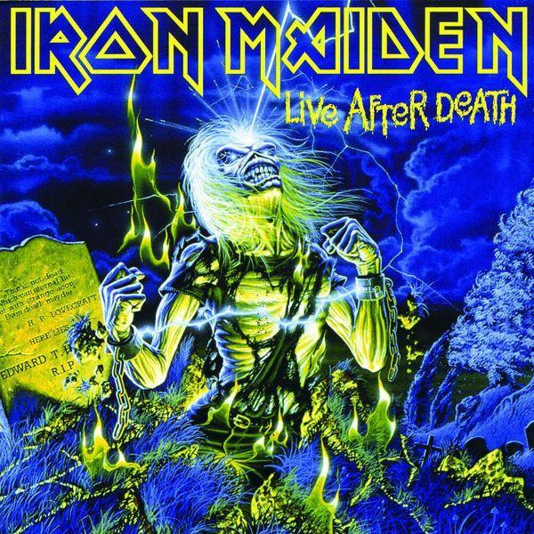 Iron Maiden - Live After Death (2LP, 180 gram, Remastered)Vinyl
