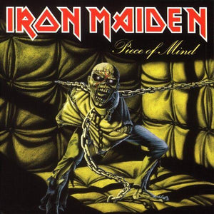 Iron Maiden - Piece Of Mind (180 gram)Vinyl
