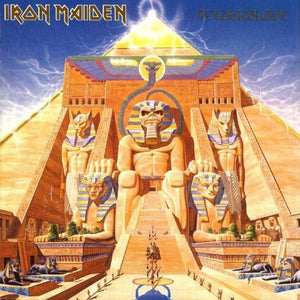 Iron Maiden - Powerslave (180 gram)Vinyl