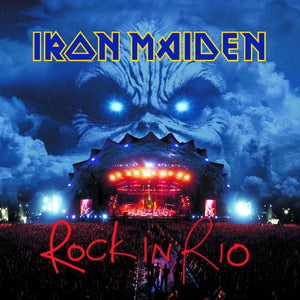 Iron Maiden - Rock In Rio (3LP, Reissue, Remastered)Vinyl