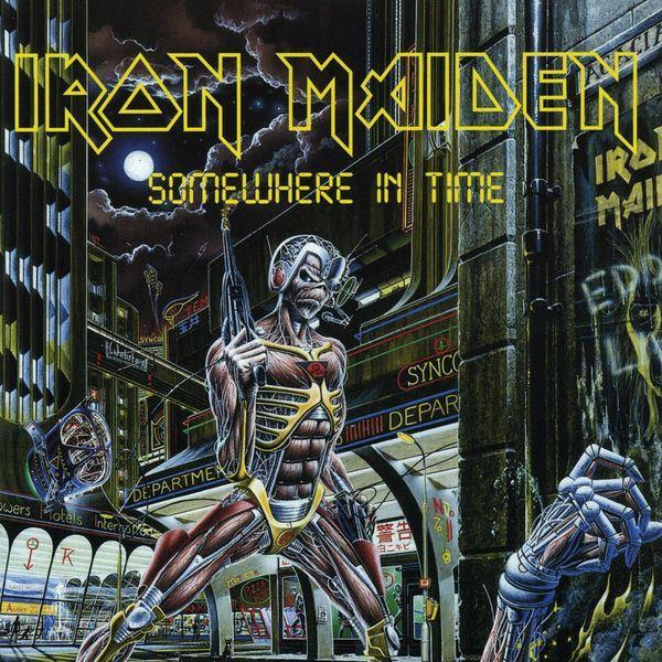 Iron Maiden - Somewhere In Time (180 gram, Reissue)Vinyl