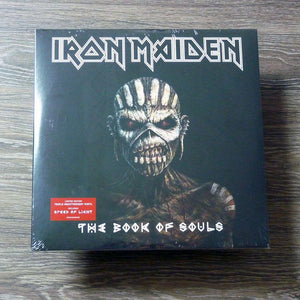 Iron Maiden - The Book Of Souls (3LP, Limited Edition)Vinyl