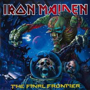 Iron Maiden - The Final Frontier (2LP, Reissue, Remastered)Vinyl
