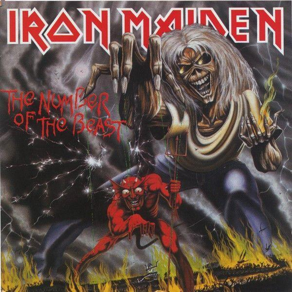 Iron Maiden - The Number Of The Beast (180 gram)Vinyl