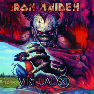 Iron Maiden - Virtual XI (2LP, Reissue, Remastered)Vinyl