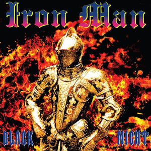 Iron Man - Black Night (Limited Edition, Reissue, Remastered)Vinyl