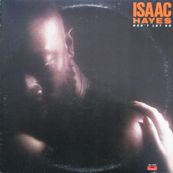 Isaac Hayes - Don't Let Go (LP, Album, Used)Used Records