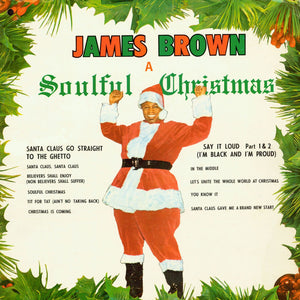 James Brown - A Soulful Christmas (Reissue)Vinyl