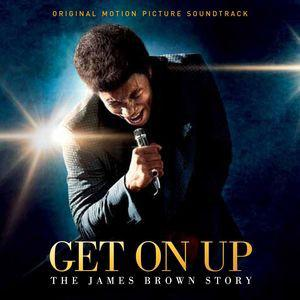 James Brown - Get On Up - The James Brown Story (Original Motion Picture Soundtrack) (2LP)Vinyl