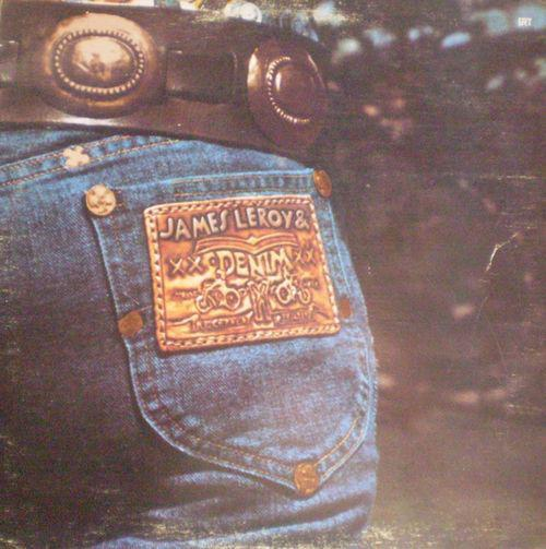 James Leroy - James Leroy With Denim (LP, Album, Gat, Used)Used Records
