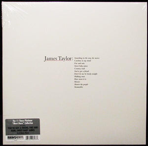 James Taylor - James Taylor's Greatest HitsVinyl