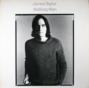James Taylor - Walking Man (LP, Album, Ind, Used)Used Records