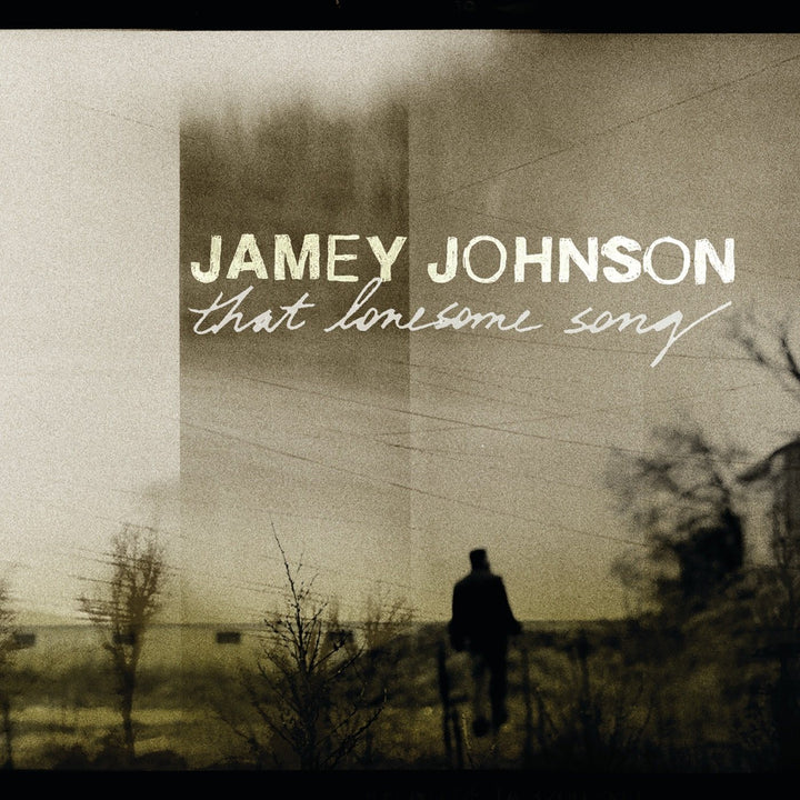 Jamey Johnson - That Lonesome Song (2LP, 45 RPM, Limited Edition)Vinyl