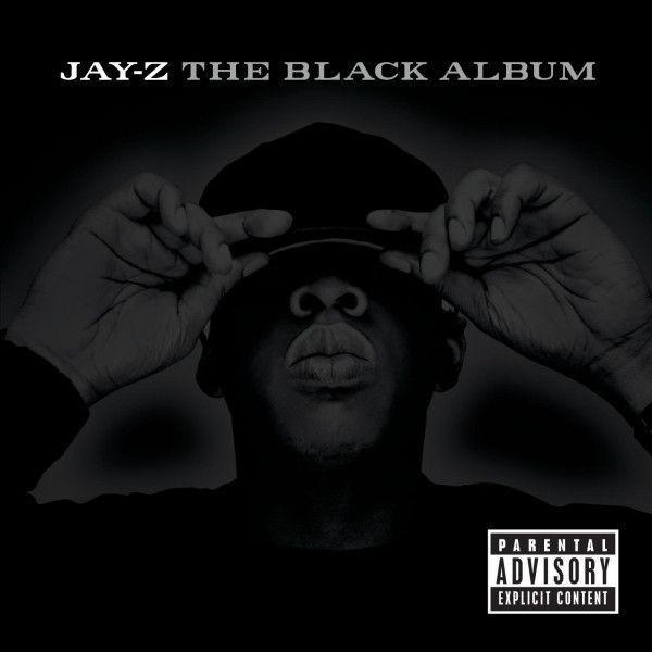 Jay-Z - The Black Album (2LP)Vinyl