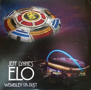 Jeff Lynne's ELO - Wembley Or Bust (3LP)Vinyl