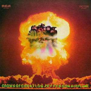 Jefferson Airplane - Crown Of CreationVinyl
