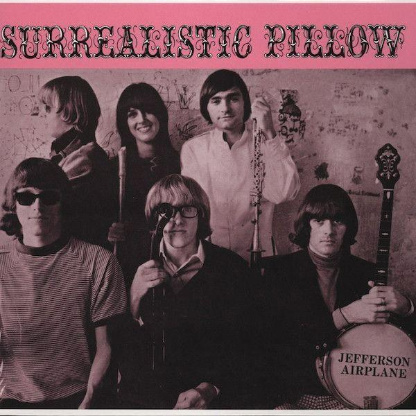 Jefferson Airplane - Surrealistic Pillow (180 gram, Stereo)Vinyl