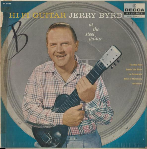 Jerry Byrd - Hi-Fi Guitar (LP, Used)Used Records